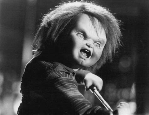 childs play  gallery curse  chucky
