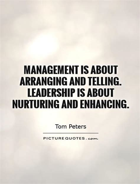Quotes On Leadership And Management