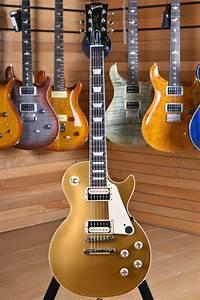 Gibson Les Paul Classic 2019 Gold Top - Chitarre Elettriche