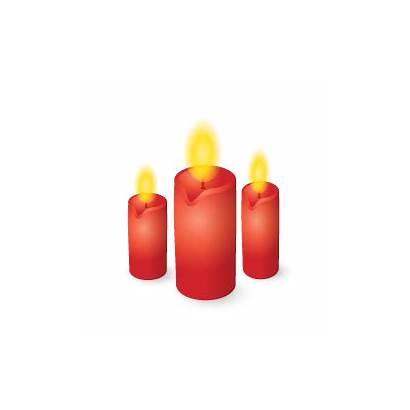 Candle Candles Icon Transparent Kerzen Weihnachten Velas