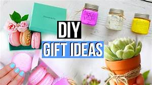 DIY Gift Ideas Party Favors BuzzFeed Inspired YouTube