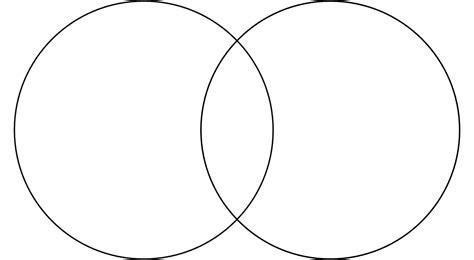 Ven Diagram For by Clip Venn Diagram Clipart Best