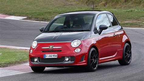 fiat abarth  review  drive carsguide