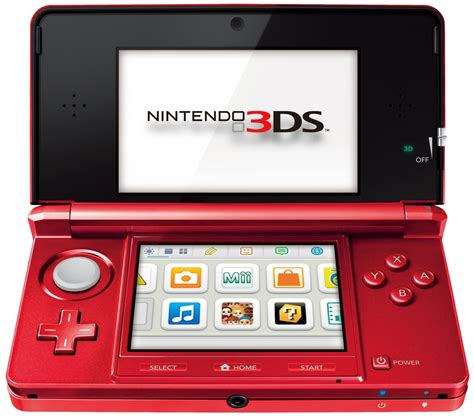 3d Ds Console by Nintendo 3ds Console Metallic Gameszone