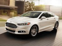 ford fusion overview cargurus