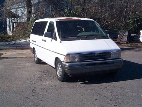 how make cars 1996 ford aerostar on board diagnostic system purchase used city surplus 1996 ford aerostar mini van no reserve in hot springs