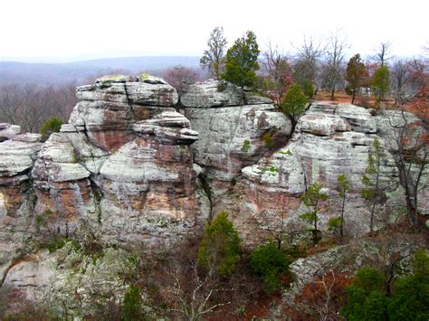 garden of the gods illinois ancient aliens the riddle of the missouri mystery mound
