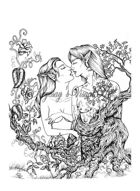 detailed coloring pages  adults printable fantasy coloring home