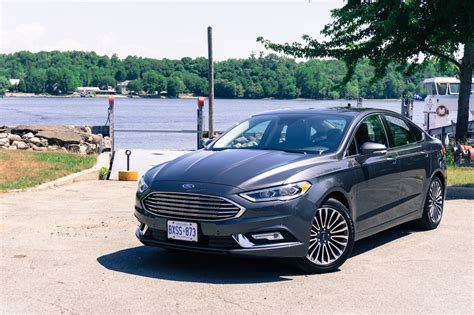 drive  ford fusion canadian auto review