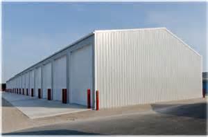 Pole Barn RV Storage Buildings