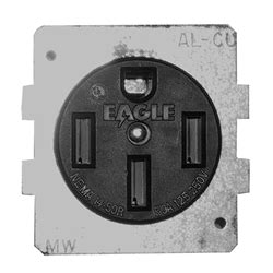 Bru Midwest Amp Receptacle With Plate