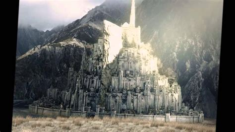 Lord of the Rings-Gondor Theme Song - YouTube