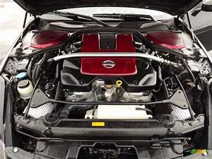 2007 Nissan 350z Nismo Coupe 3 5 Liter Dohc 24