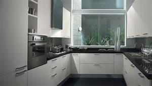 Schwarz Weiße Küche : 61 vorschl ge zum thema wei e k che wunderbare gestaltingsideen ~ Markanthonyermac.com Haus und Dekorationen