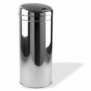 Mülleimer Mit Sensor : edelstahl automatik m lleimer abfalleimer 18 liter sensor ~ Whattoseeinmadrid.com Haus und Dekorationen