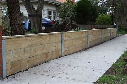 Retaining Walls Wall Standing Fencing Cap 600mm