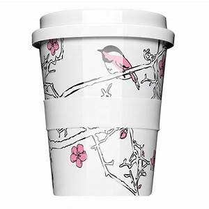 Coffee To Go Becher Porzellan : porzellan coffee to go cherry blossom 12 99 ~ Watch28wear.com Haus und Dekorationen
