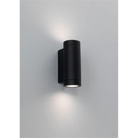 porto plus 0626 black exterior lighting wall lights