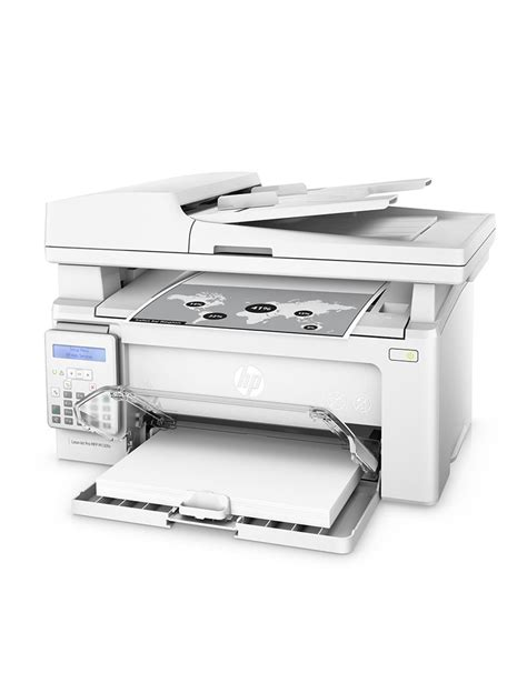 Could not find my printer. Hp laserjet pro mfp m130fn manual