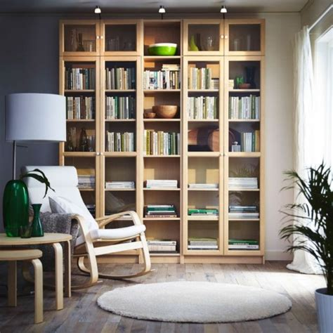 Bookcases Ideas - 45 awesome ikea billy bookcases ideas for your home digsdigs