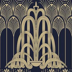Motif Art Deco : pin by sequoia emmanuelle on art deco pinterest art ~ Melissatoandfro.com Idées de Décoration