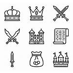 Medieval Icons Icon Packs Sprites Fancy