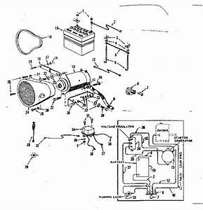 Craftsman Sears 12 Hp Suburban Tractor Transaxle Parts