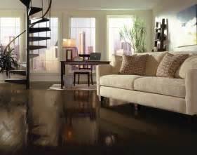 brown wood floor living room amazing tile