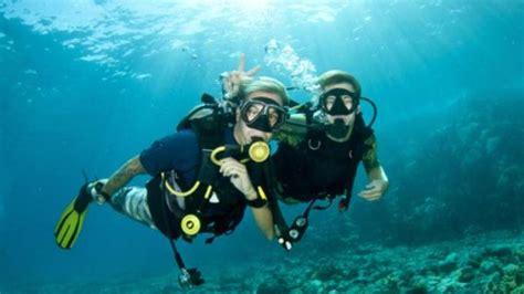 caribbean central america scuba divingtwo tank dive