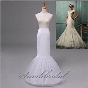 bridal white petticoat crinoline undershirt for wedding With wedding dress crinoline
