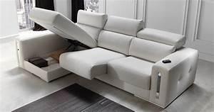 Canape D Angle Meridienne : univers du cuir angle personnalisable palermo ~ Teatrodelosmanantiales.com Idées de Décoration