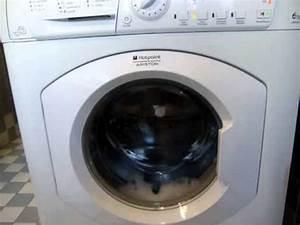 Hotpoint Ariston Waschmaschine : hotpoint ariston ciclo lana youtube ~ Frokenaadalensverden.com Haus und Dekorationen
