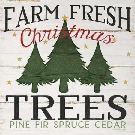 fresh xmas trees at walmart farm fresh trees poster print by pugh walmart