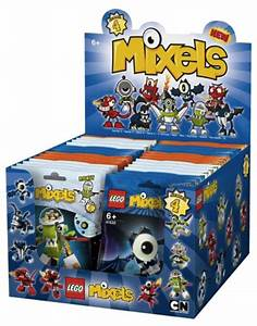 6102131 1 LEGO Mixels Series 4 Display Box Brickset