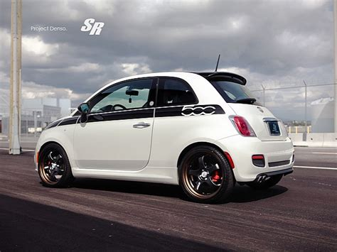 Fiat 500 Tuning by Fiat 500 Tuning By Sr Oopscars
