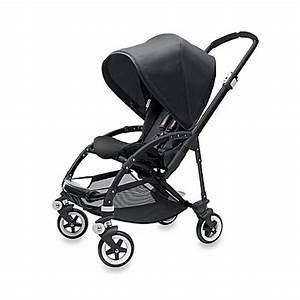 Buy Bugaboo Bee Special Edition Stroller in Black from Bed