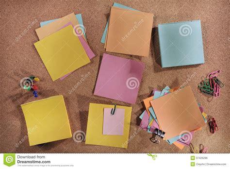 post it bureau customizable blank post its and office supplies on cork