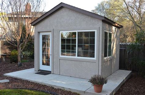 business   backyard office tuff shed