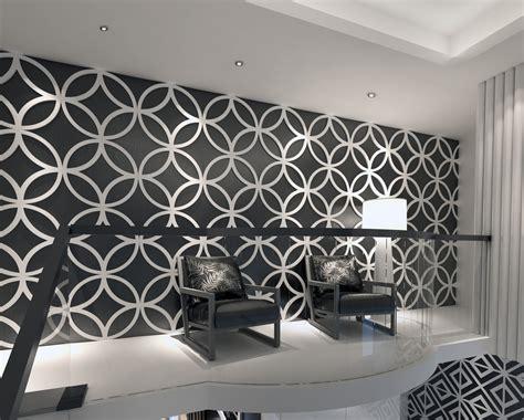 3d Wall by 3d Wall Panels Geometric Moonwallstickers