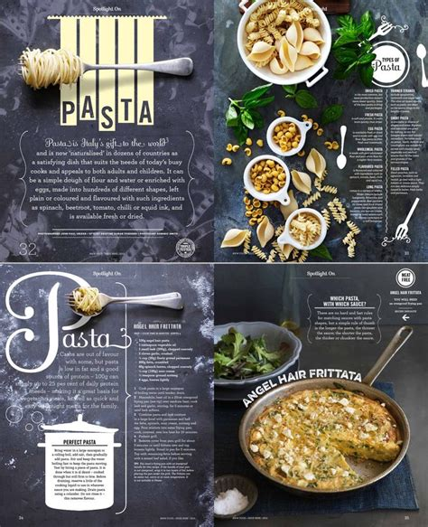 articles cuisine food magazine spread imgkid com the image kid has it