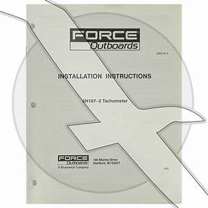 Force Outboard 5h167