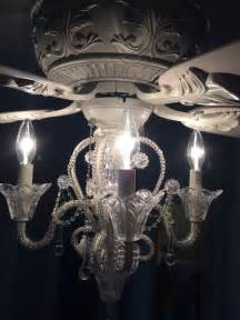 The Attractive Chandelier Fan Decoration For Any Rooms With Any Styles