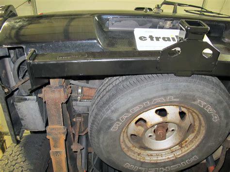 Chevrolet Blazer Curt Trailer Hitch Receiver Custom