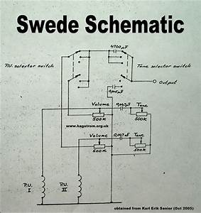 Hagstrom Super Swede Wiring Diagram