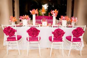 7 types of chairs you could rent for a dream wedding