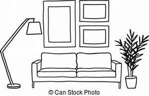 Couch Clipart Vector and Illustration. 3,497 Couch clip ...