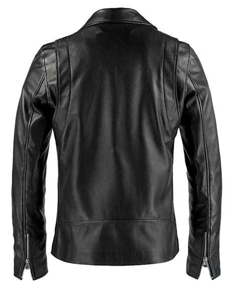 jaket kulit ghost rider nicolas cage jaket kulit
