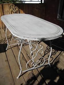 Table Fer Forgé Jardin : table jardin fer forge maison design ~ Teatrodelosmanantiales.com Idées de Décoration