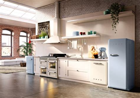 cuisine smeg réfrigérateurs ées 50 rétro cuisine other metro