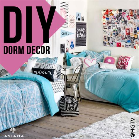 Diy Dorm Decor  Glam & Gowns Blog